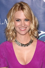 Celebrity Hairstyles - January Jones