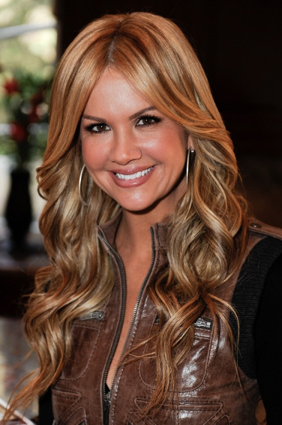 Nancy O Dell Nyc Extensions Color Cut Celebrity Hair Style