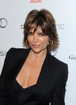 Celebrity Hairstyles - Lisa Rinna