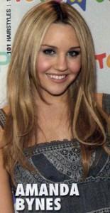 Celebrity Hairstyles - Amanda Bynes