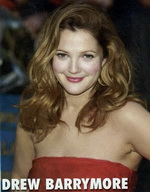 Celebrity Hairstyles - Drew Barrymore