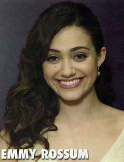 Celebrity Hairstyles - Emmy Rossum