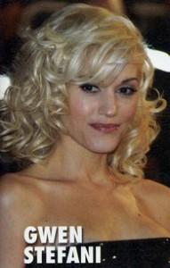 Celebrity Hairstyles - Gwen Stefani