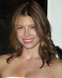 Celebrity Hairstyles - Jessica Biel